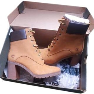 Timberland nubuck ankle Boots