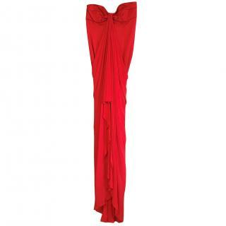 Amanda Wakeley Red Dress