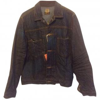 PRPS  Japanese selvedge denim jacket