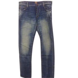 PRPS Japanese denim jeans, bnwt, 36 waist
