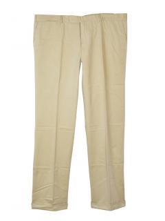 Maison Kitsune chino trousers