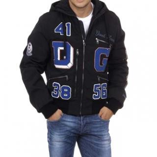Dolce & Gabbana Famiglia Love Hooded Jacket