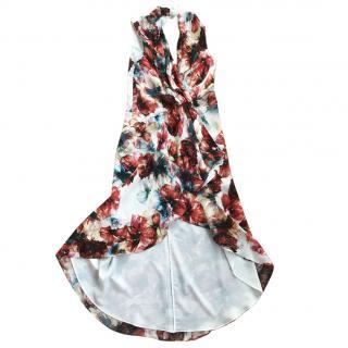 Haute Hippie Floral Dress