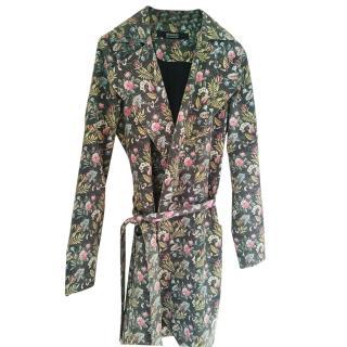 World  Floral Cotton Coat (New Zealand)