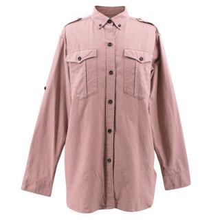 Isabel Marant Pink Shirt