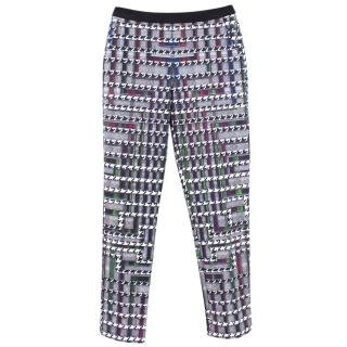 Clover Canyon Multicolour DrawString Trousers