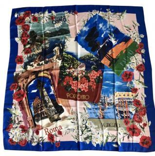 Dolce & Gabbana Venezia silk scarf