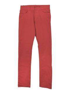 Balenciaga men's red jeans