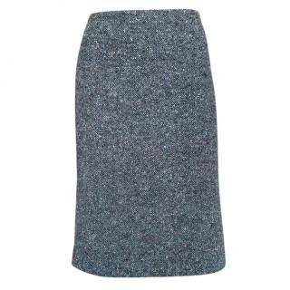 Joseph boucle skirt