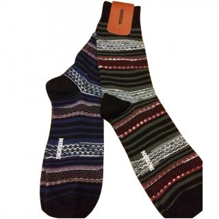 Missoni gents socks 2 Pairs / size Large