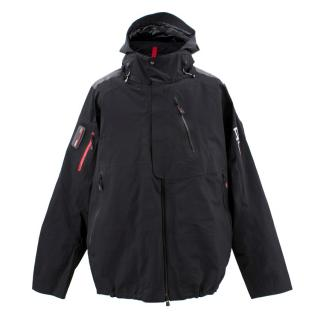 RLX Black Ski Coat