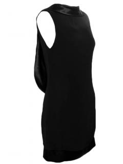 Azzaro Black Backless dress