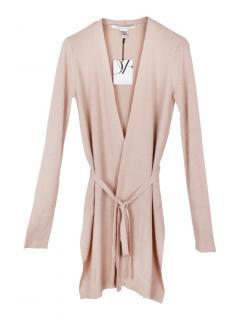 Diane von Furstenberg Knit Wool-Blend Cardigan