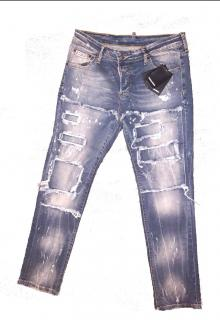 DSQAURED2 Ripped Mens Jeans