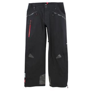 Ralph Lauren RLX Men's Black Ski Trousers
