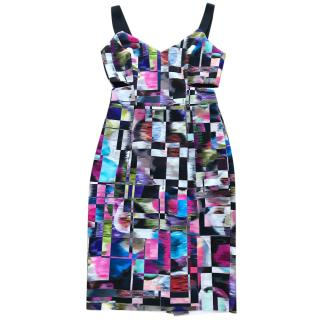 Milly multi coloured dress