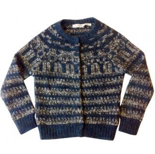 Isabel Marant Wool alpacka mohair cardigan