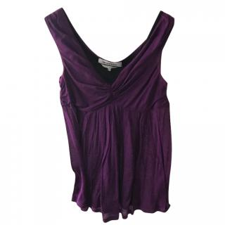 Sportmax purple top