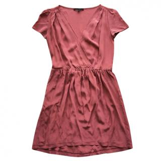 Maje silk dress