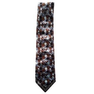 Vintage Emilio Pucci Silk Tie
