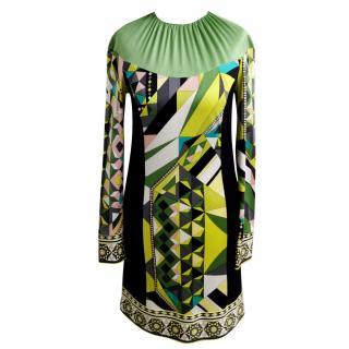 Emilio Pucci Silk Dress (Model: 87RI76)