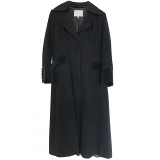 Edina Ronay wool coat