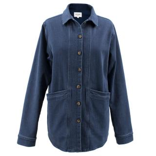 Sezane Denim Shirt
