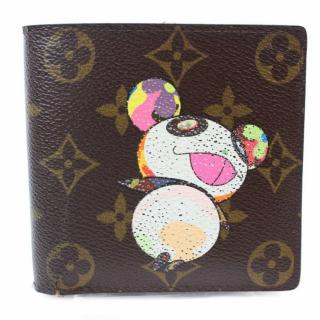 Louis Vuitton Marco Panda Portefeuille Wallet