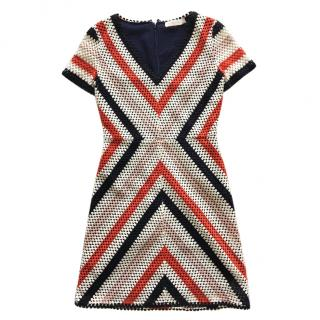 Tory Burch patterned dress