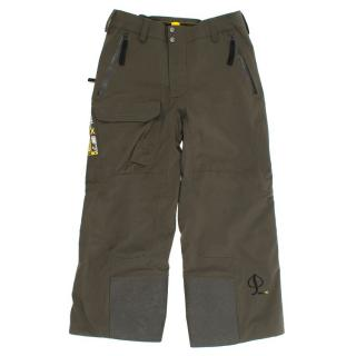 RLX Khaki Ski Shorts