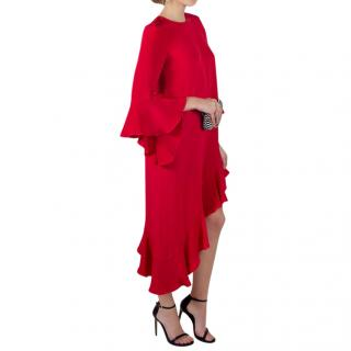 ALEXIS - Rouge Hazel Dress