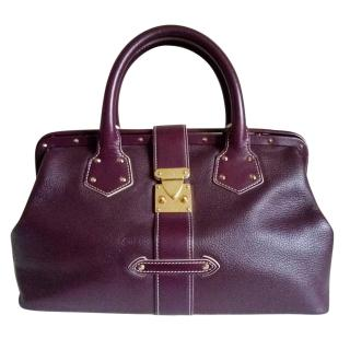 Louis Vuitton Prune Gladstone Bag