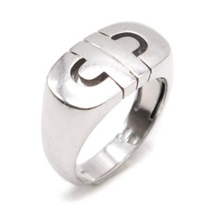 Bvlgari White Gold Ring