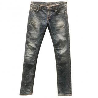 Nudie Jeans Skinny Jeans - Tight Long John