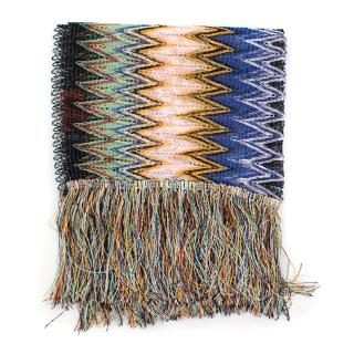 Missoni Multi- coloured Pattern Scarf