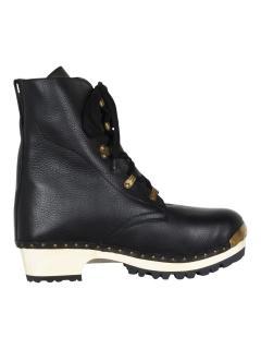Vivienne Westwood clog army boot