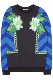 Emma Cook Lux Applique Sweat Shirt