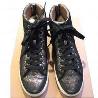 Gianvito Rossi high top sneaker