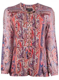 Isabel Marant lace front top