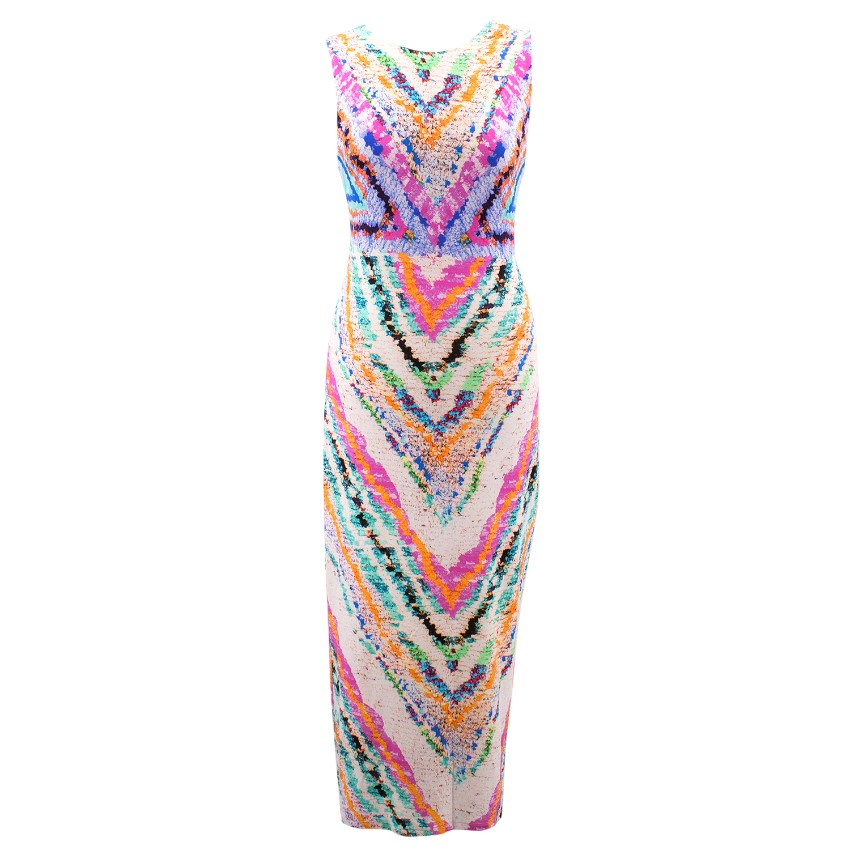 Mara Hoffman Swim Multicoloured Maxi Dress