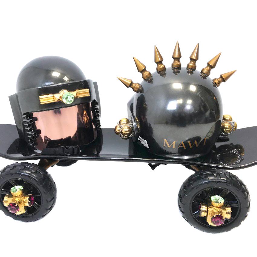 Mawi Ltd Edition Decorative Skate Items