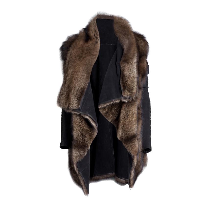 Rick Owens Hun Fisher Jacket