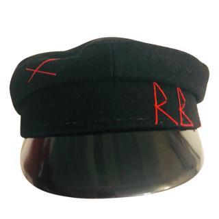 Russian Baginskly Wool Baker boy hat