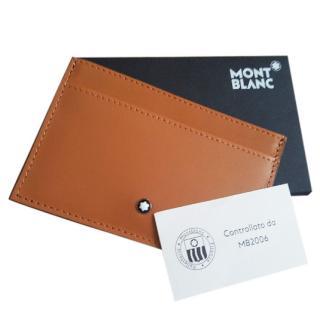 Mont Blanc card holder