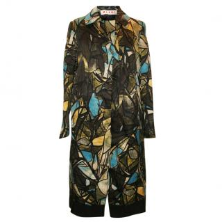 MARNI silk/wool duster coat, UNWORN