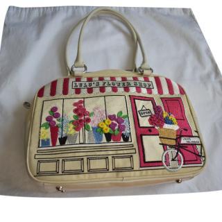 Lulu Guinness handbag - Lulu's Flower Shop