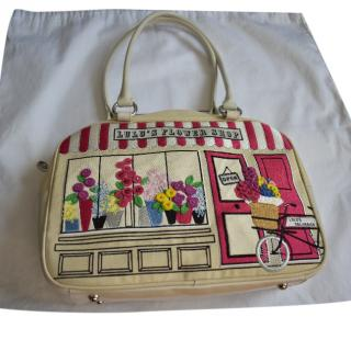 Lulu Guinness handbag - Lulu's Flower Shop