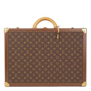 Louis Vuitton Brown Monogram Coated Canvas Case