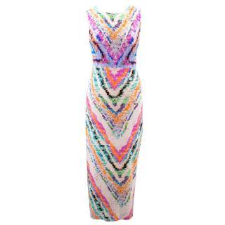 Mara Hoffman Swim Multicoloured Maxi Dress