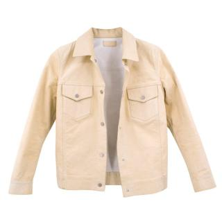 Brock Collection Nude Jacket